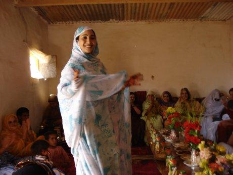 Fotografías de mujeressaharauisunms.org/ saharalibre.es