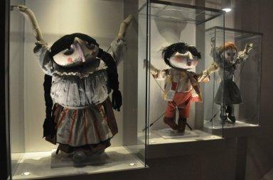 fotoCasa del Títere Marionetas Mexicanas en la ciudad de Puebla