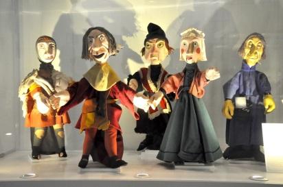 Casa del Títere Marionetas Mexicanas en la ciudad de Puebla