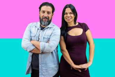Guaipi Marroquí y Isaac Domínguez El Aquilez