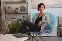 Leonor Hochschild, artista plástica