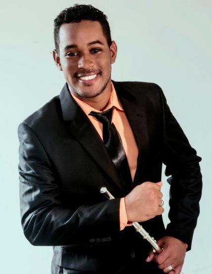 Ethiel el Director Más Joven de La Orquesta Failde de Cuba