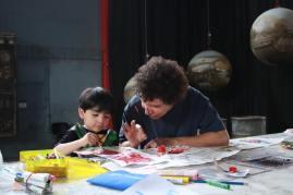 Patricio Collado Cumpeán, artista visual