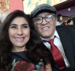 Patricias Rodríguez Calva, Imagen y Antonio Heras, Lindero Norte