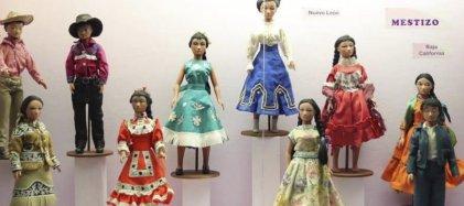 Vestidos de Tradición, por amor a México, en el Museo de Culturas Populares