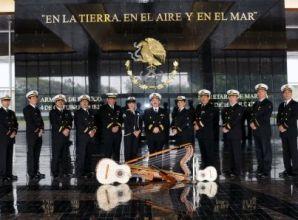 Mariachi de la Secretaría de Marina