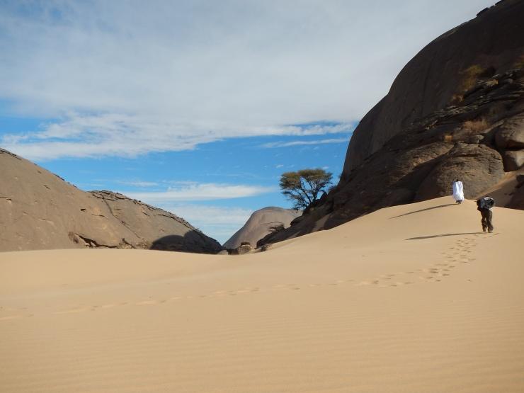 Galp y dunas