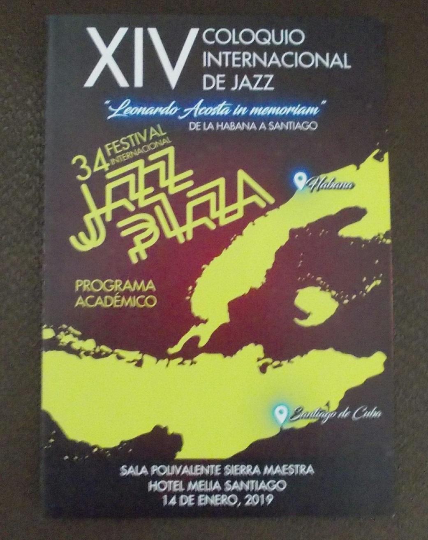 Festival Internacional  Jazz Plaza
