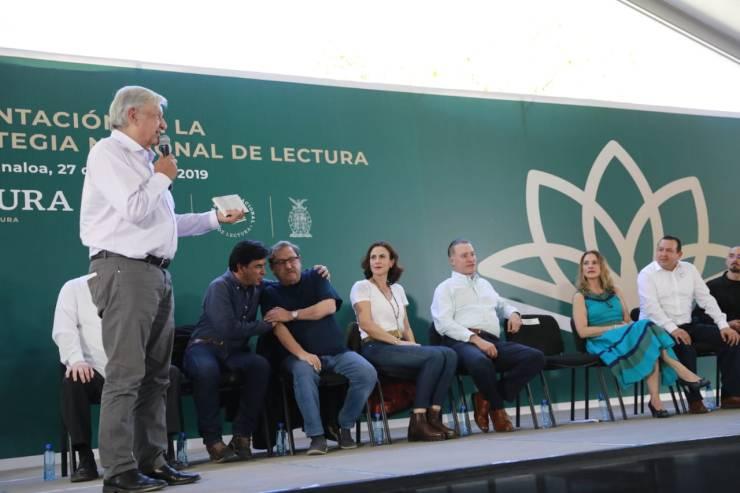 """Programa de Fomento a la Lectura en la Llamada """"Atenas de Sinaloa"""