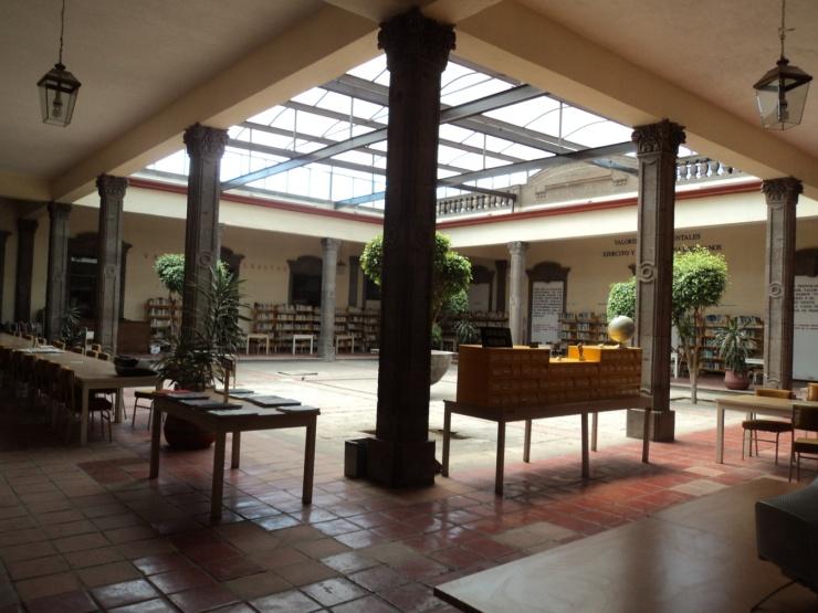Bibliotecas de la SEDENA