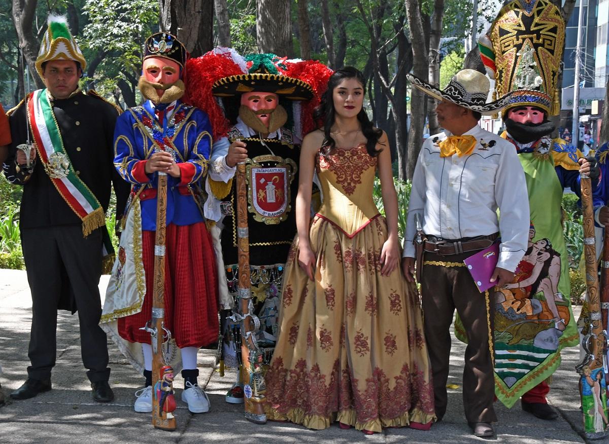 Carnaval de Huejotzingo 2019