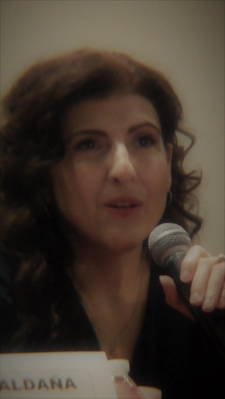 actriz Karina Gidi