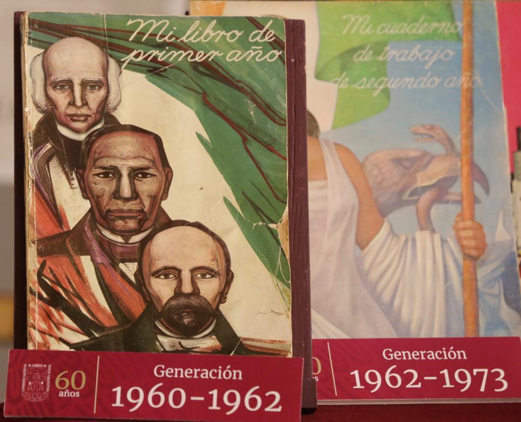 60 años de libros de texto gratuitos
