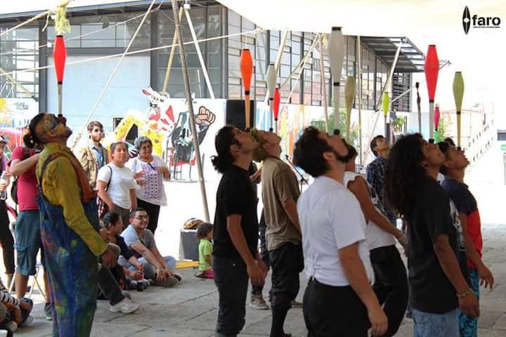 Circo en los barrios