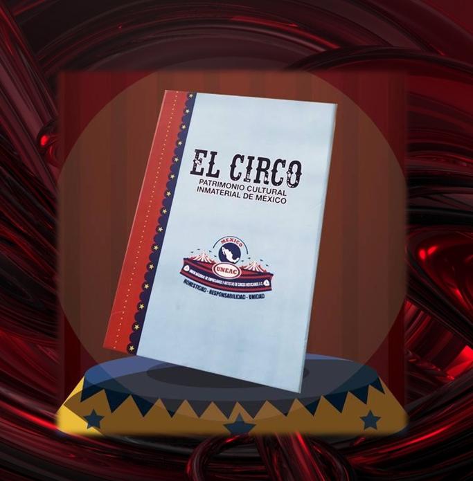 Libro el circo patrimonio cultural