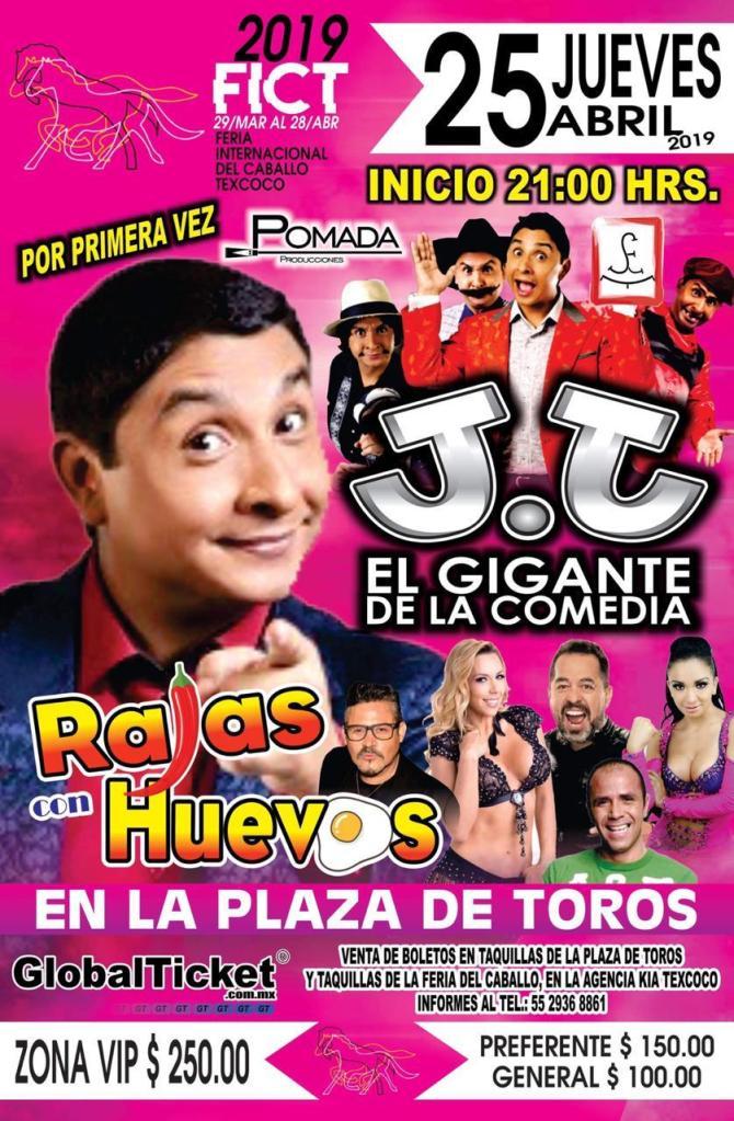 Feria Internacional de Texcoco 2019