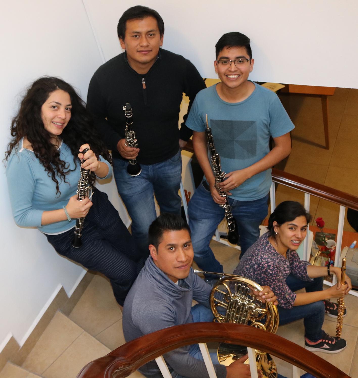 Quinteto de Alientos S.R