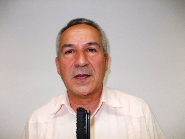 Juan Rodríguez Cabrera Presidente del Instituto Cubano del Libro