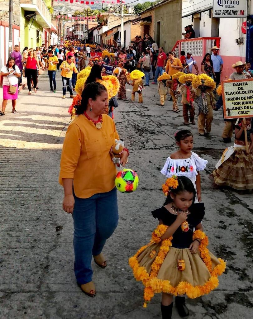 Fiesta Tlacololera