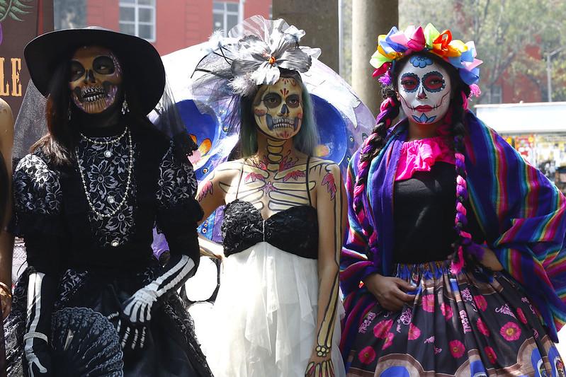 Mega Desfile de Día de Muertos de la Ciudad de México