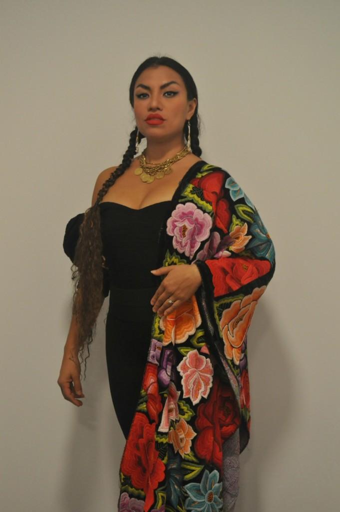 Alejandra  Robles, la Malinche