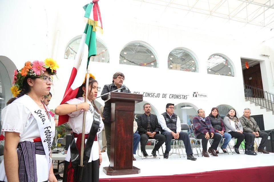 Primer Consejo de Cronistas de Tláhuac