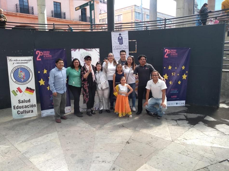 Concurso Nacional de Talentos para Personas con Discapacidad