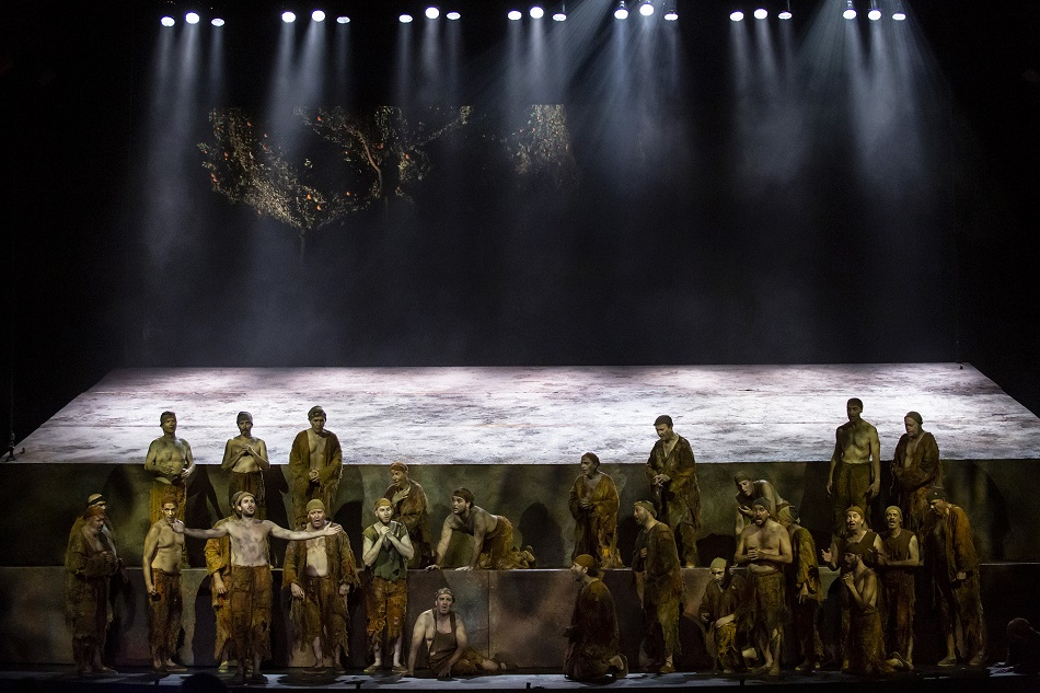 ópera Fidelio en el Teatro Cervantes