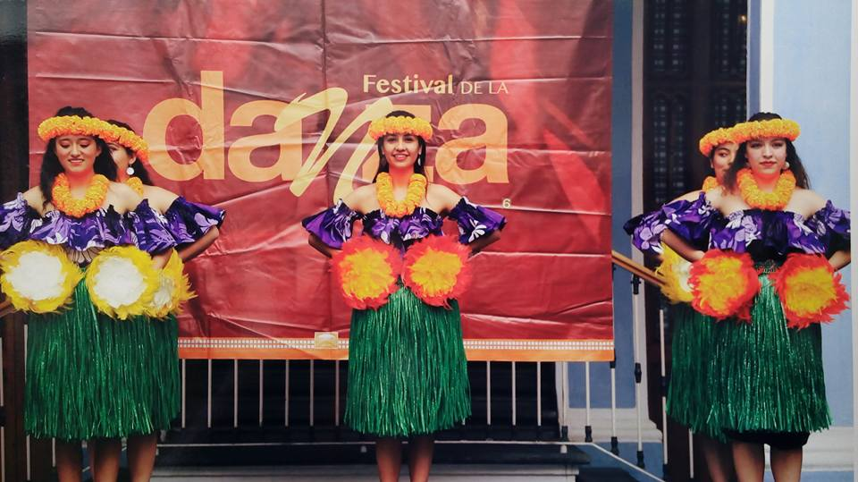 Ballet Polinesio Tiare Tahití