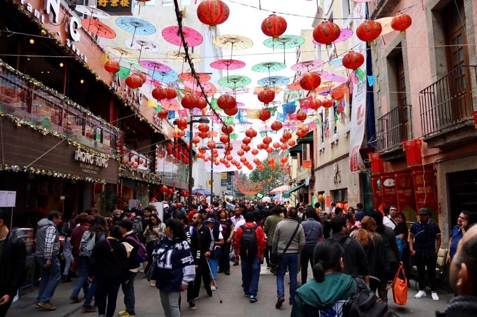 Inauguración Año Nuevo Chino CDMX