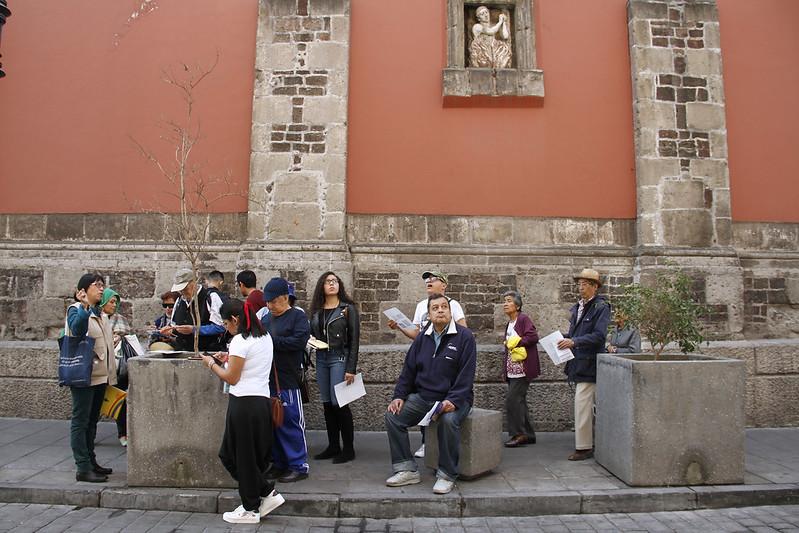 programa de Paseos Históricos 2020 de la Secretaría de Cultura de la Ciudad de México