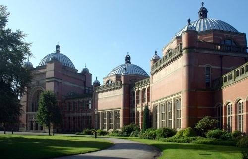 Universidad de Birmingham, en Reino Unido