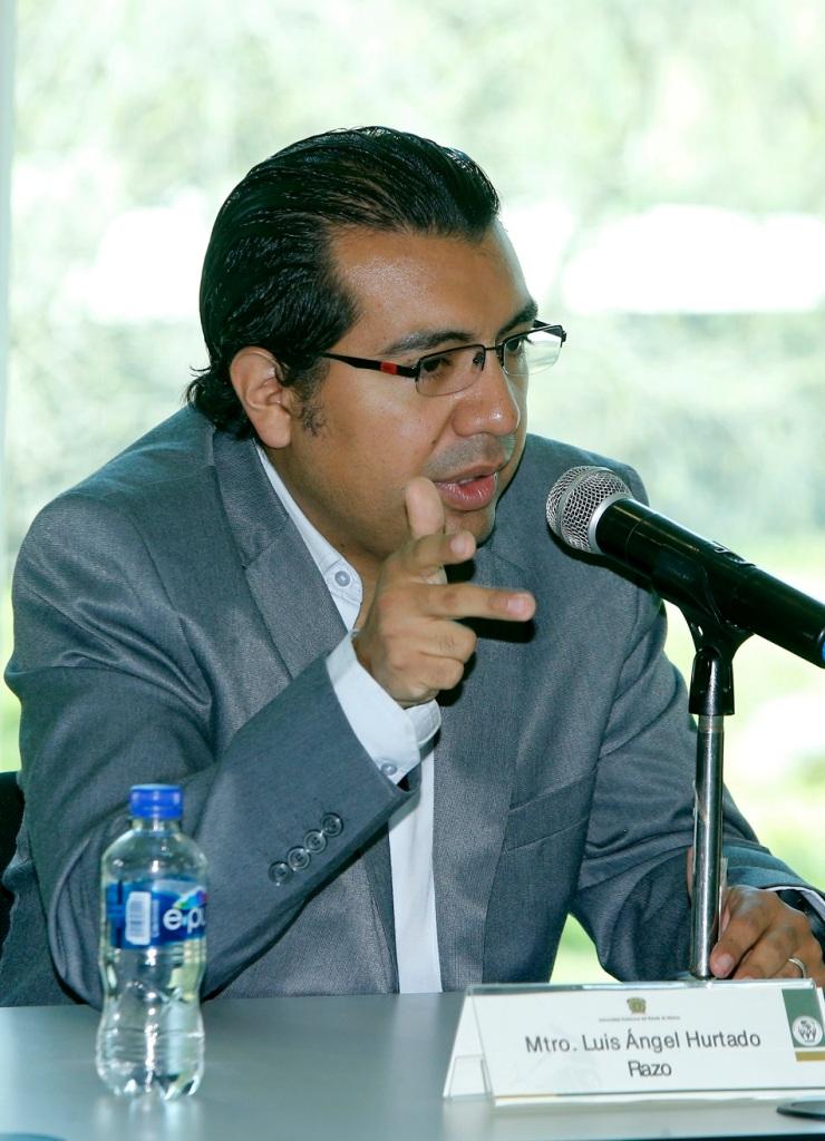 Luis Ángel Hurtado Razo