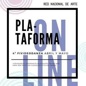 Red Nacional de Arte y el Festival Internacional de Videodanza de la Ciudad de México