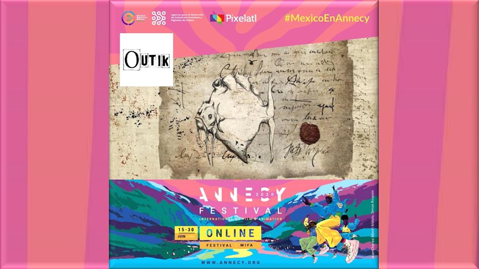 Festival de Animación de Annecy Online 2020
