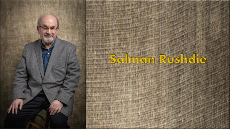 Salman Rushdie ©Paul Musso