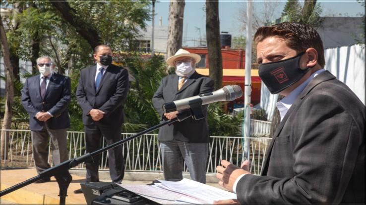 Embajada de Hungría en México